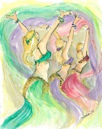 Dança Egípcia Sagrada