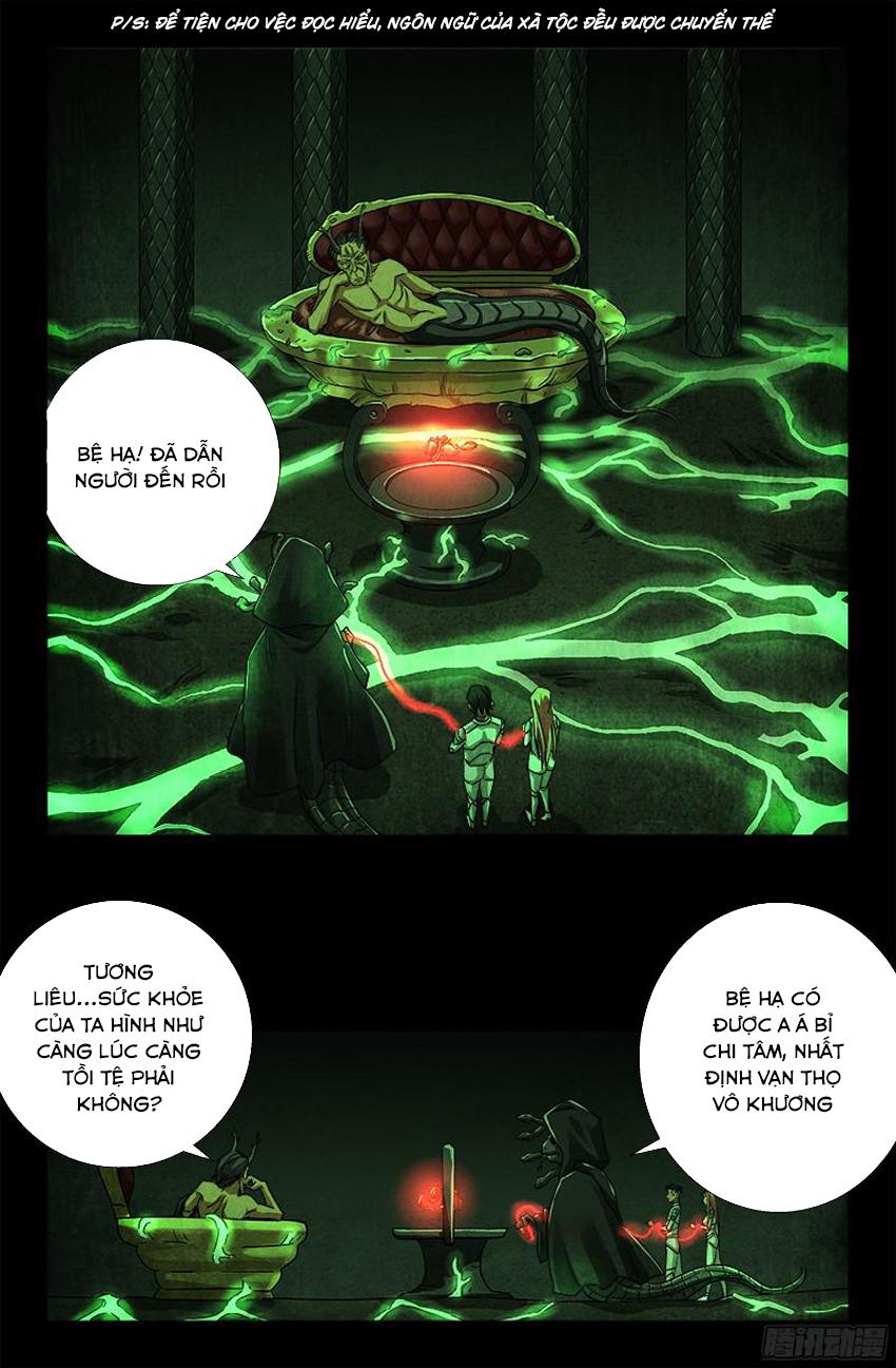 Huyết Ma Nhân Chap 354 - Trang 14