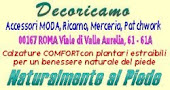 Decoricamo e Naturalmente al piede
