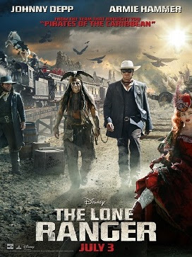 The Lone Ranger (2013) TSRip Full Movie Watch Online