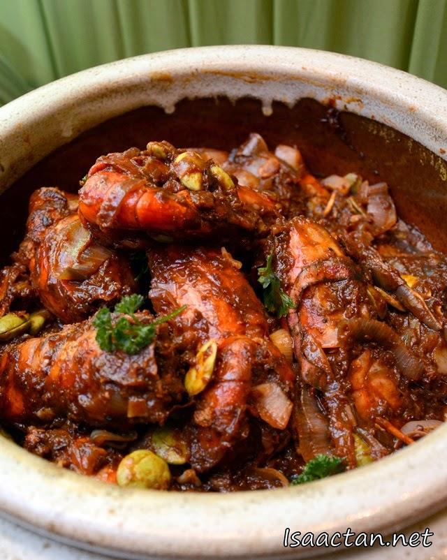 'Juadah Tradisi Kampung' Ramadhan Buffet Preview @ Silka Maytower Hotel - Udang Sambal Petai