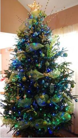 decoracin de rbol navideo preciosa decoracin hermosa para arbol de navidad decoracion linda navidea with decoracion arbol de navidad elegante