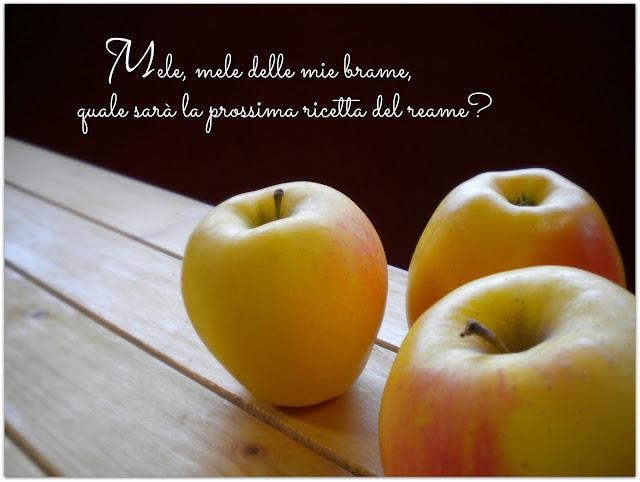la torta delle tre mele