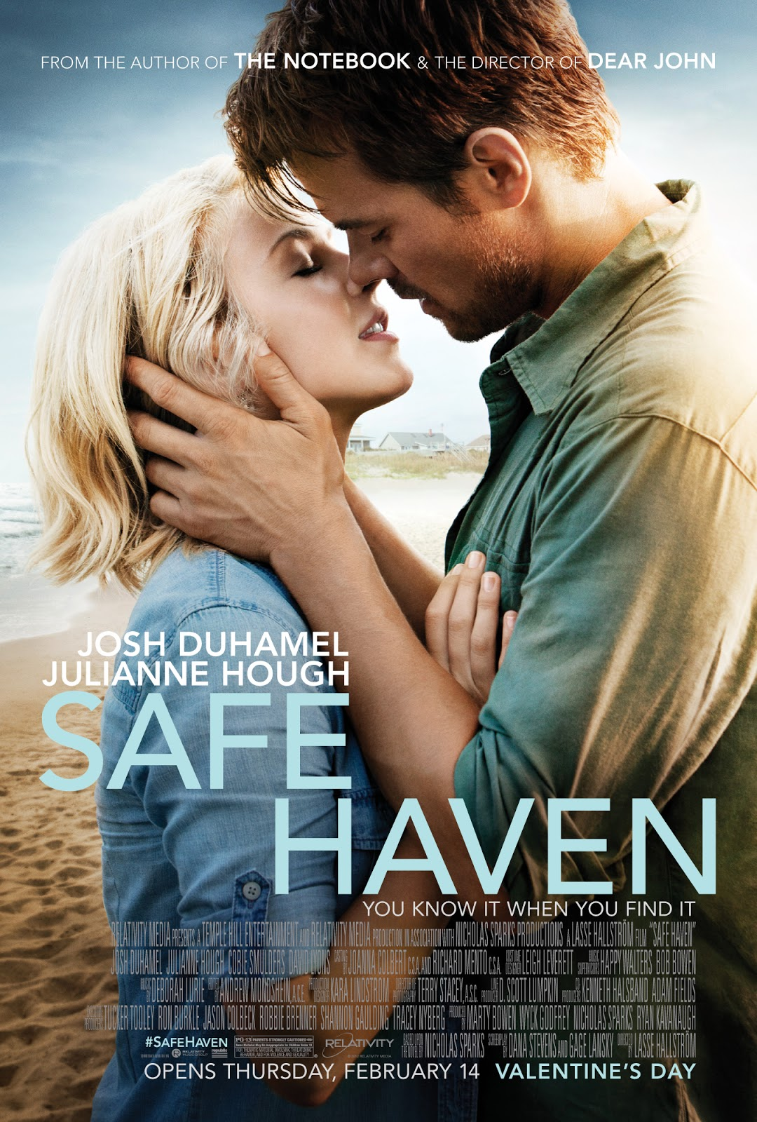 Hes Written A Lot Of Books And I Have Read Them All Safe Haven Is Coming To Theaters Next Week Ive Got Great Giveaway Celebrate Its Release