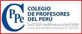 Colegio de Profesores (CPPe)