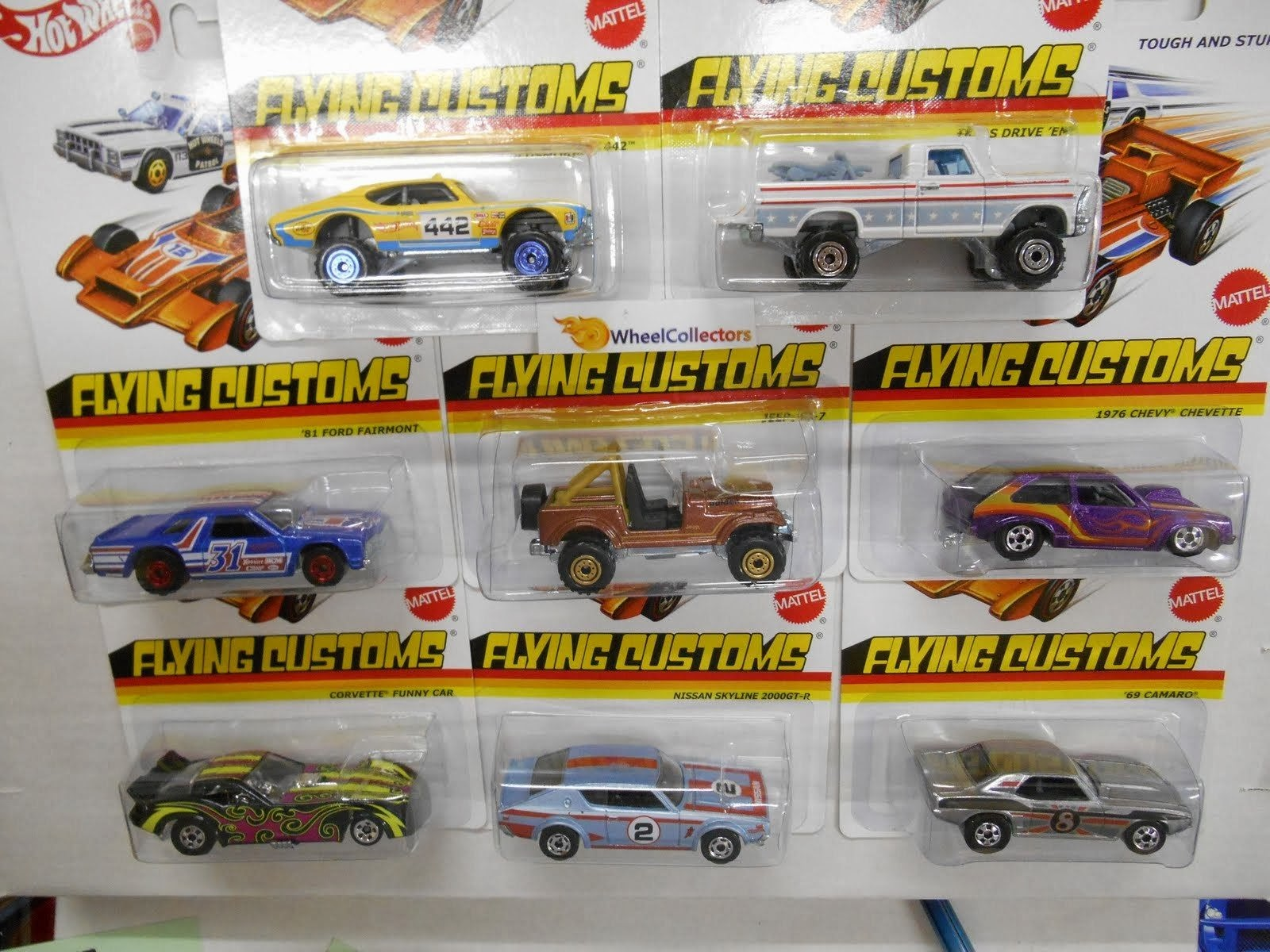Group: Huge Thanksgiving Sale at Wheel Collectors: 2014 Hot Wheels ...