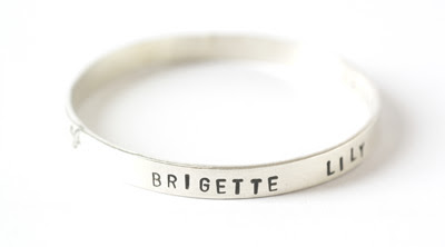 Alouette Design bangle