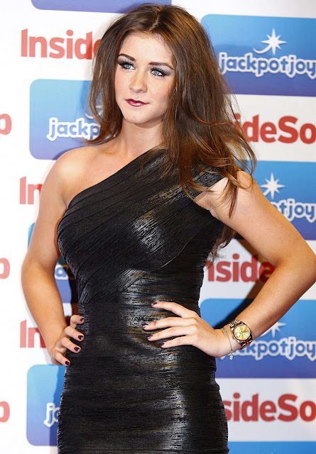 Brooke Vincent - Inside Soap Awards