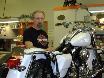 Harley Davidson Mechanic School-2