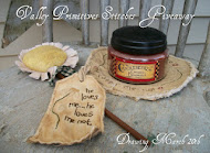 Valley Primitive Stitches Giveaway