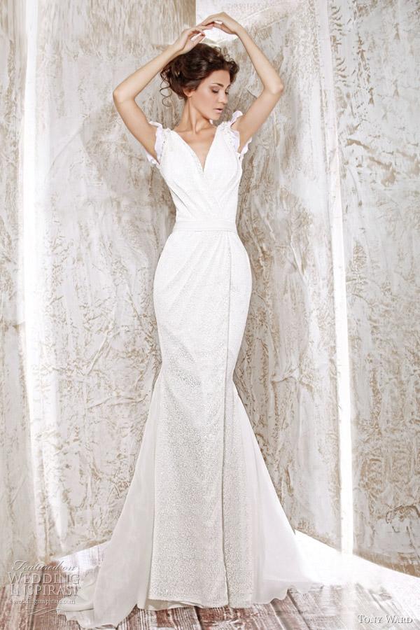 Tony ward 2012 bridal wedding dresses gowns bridal for Tony ward wedding dresses