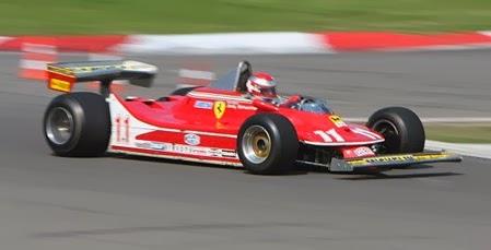 Formula 1 1979 Jody Scheckter/ Ferrari