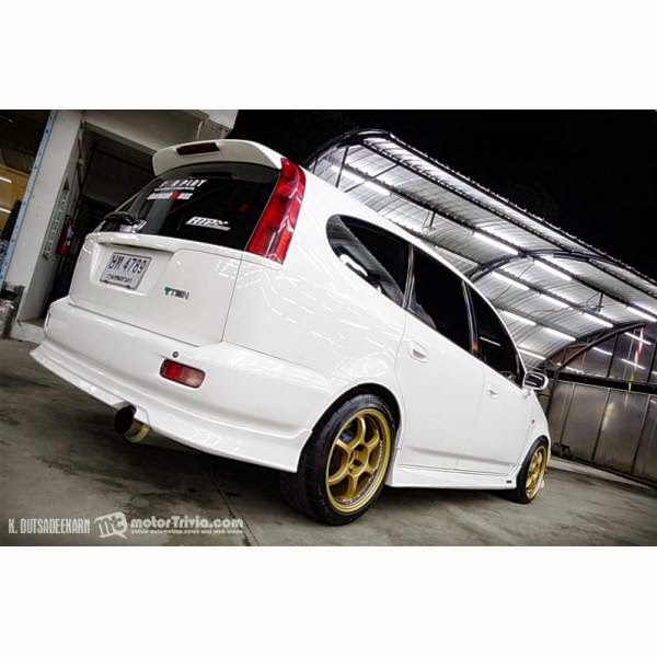 add on Honda Stream RN1 Modulo