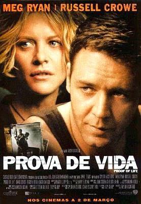 Filme Poster Prova de Vida DVDRip XviD & RMVB Dublado