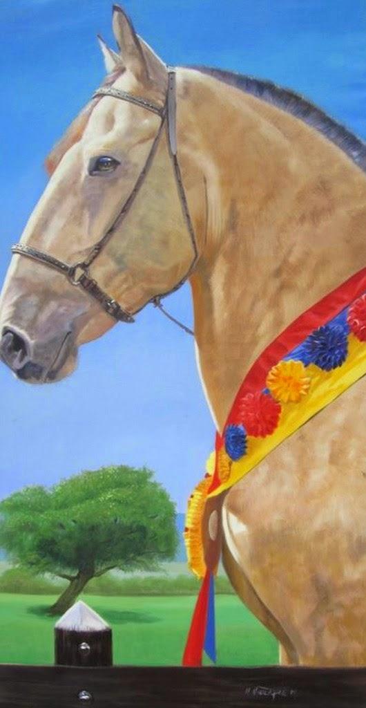 caballos-pintados-con-oleo