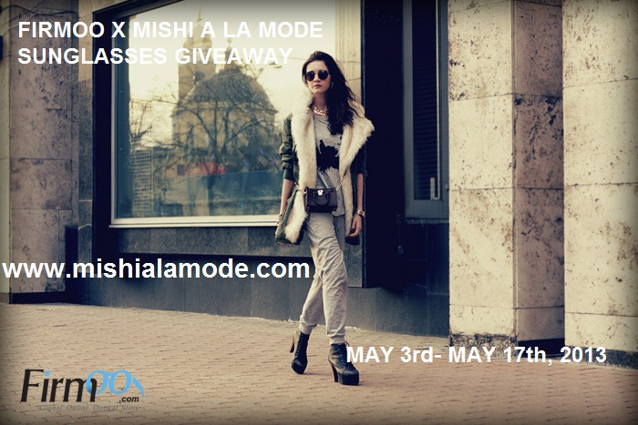 FirmooxMishi A La Mode Giveaway! Ends May 17th