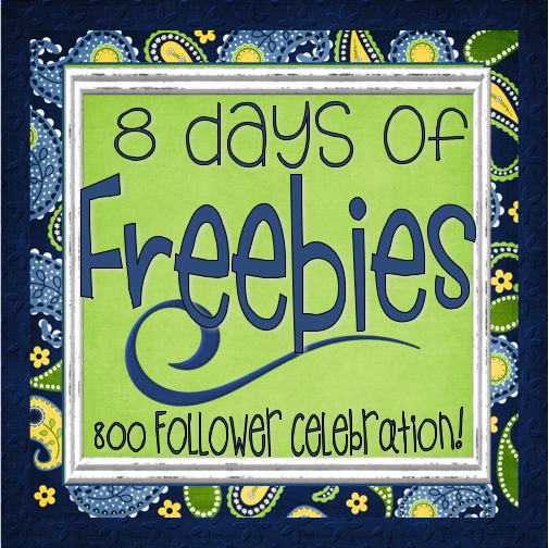 Day 4 {Freebie} Cause and Effect Organizers