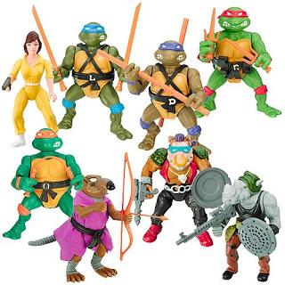 Teenage Mutant Ninja Turtles - Tikkua Etsim