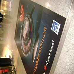 """Απίστευτο! Τουρκική προπαγάνδα στο αεροδρόμιο """"Ελ. Βενιζέλος"""""""