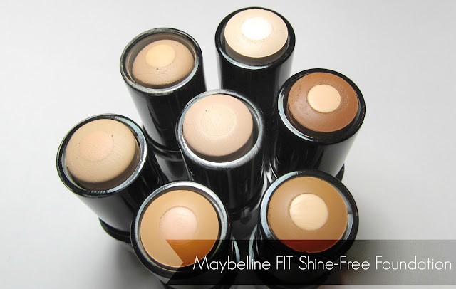 Maybelline Fit Shine-Free Foundation stick