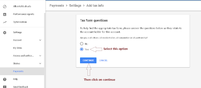 This Is How To Fill In Your Tax Information (TIN) In Your USA ...