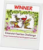 Emerald Faeries Challenge July 2016