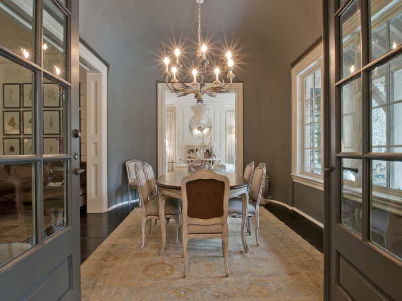 TRISHA TROUTZ Atlanta Interiors