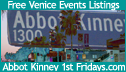 Abbot Kinney Venice Events Guide