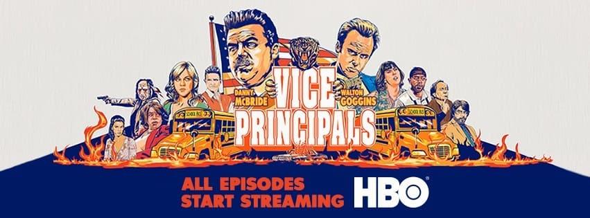 Vice Principals - 2ª Temporada 2017 Série 1080p 720p FullHD HD HDTV WEB-DL completo Torrent