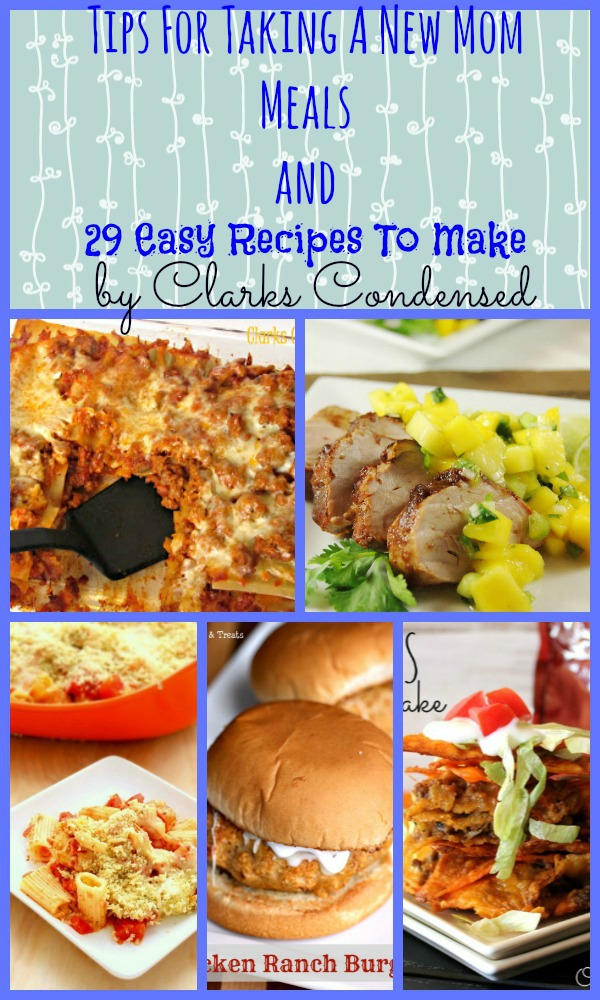 9 tips for taking a new mom meals tips for taking a new mom meals forumfinder Gallery
