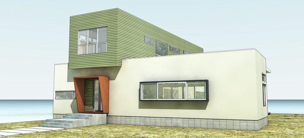 Prefabs Modular House The Ma Modular Blue Crest Prefab