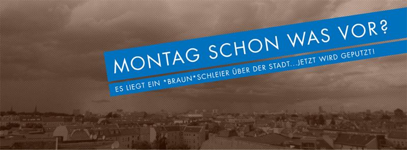 #NoBaergida – Zeichen setzen gegen Bärgida in Berlin