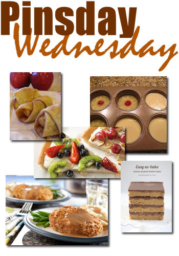 pinsday wednesday:  top 5 tried and true recipes from pinterest