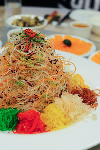 Yu Sheng Singapore review