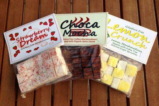 Ananda's Gelatine-Free Marshmallows