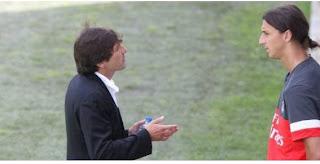 Ibrahimovic-Leonardo, l'embrouille qui confirme le malaise