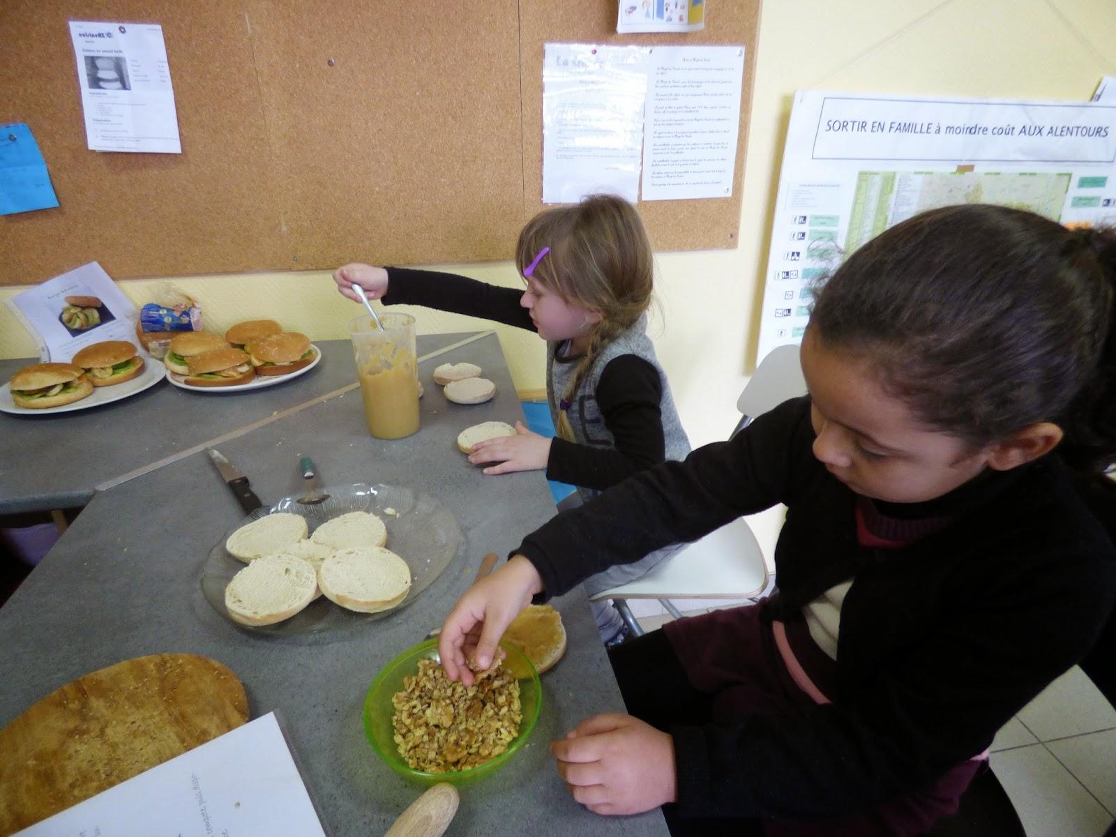 Centre social et culturel la crois e la r cr stage for Stage cuisine enfant