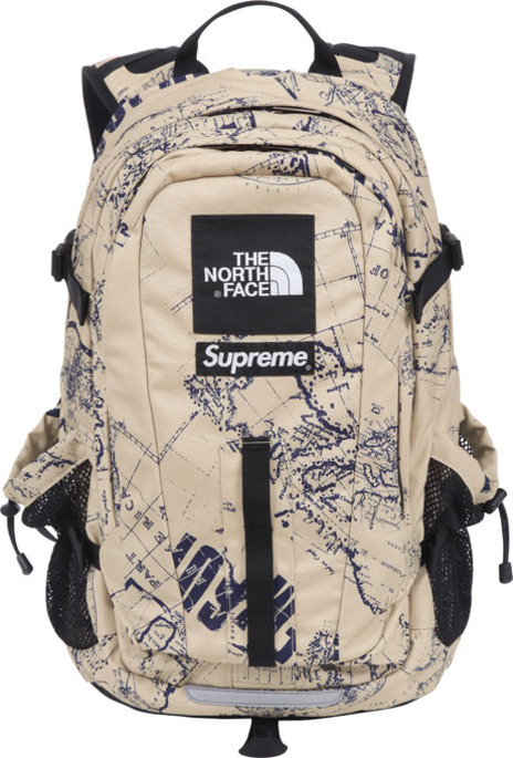 Supreme X The North Face Spring 2012 The Freshly Dipped Blog