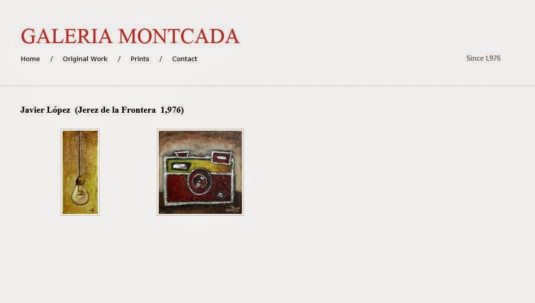http://www.galeriamontcada.com/javier-loacutepez.html