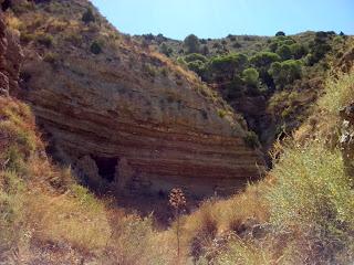 refugio Barranco de la Sal María de Huerva