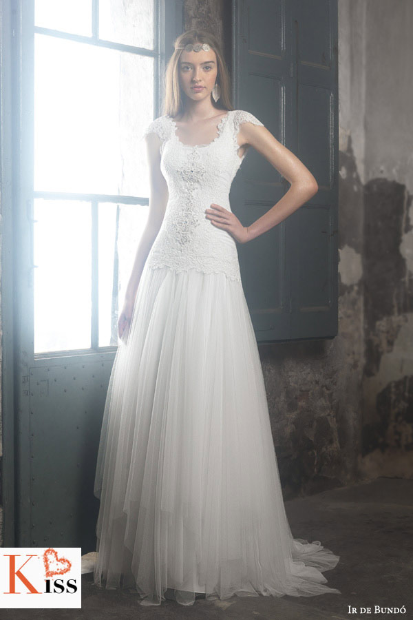 Ir de Bundó 2014 Wedding Dresses Collection