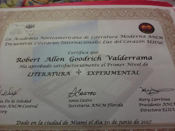 ANLM y ELILUC Certificado Curso