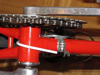 Cable del desviador delantero
