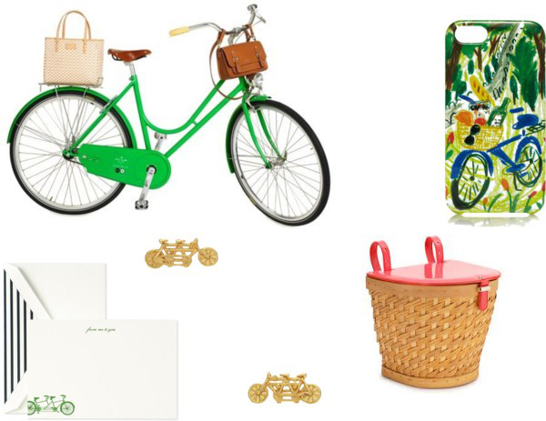 Bicycle Inspired-Kate Spade