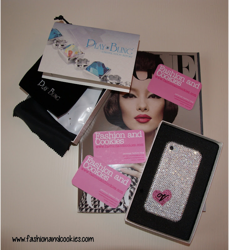 crystal iPhone case, DS Styles, Fashion and Cookies