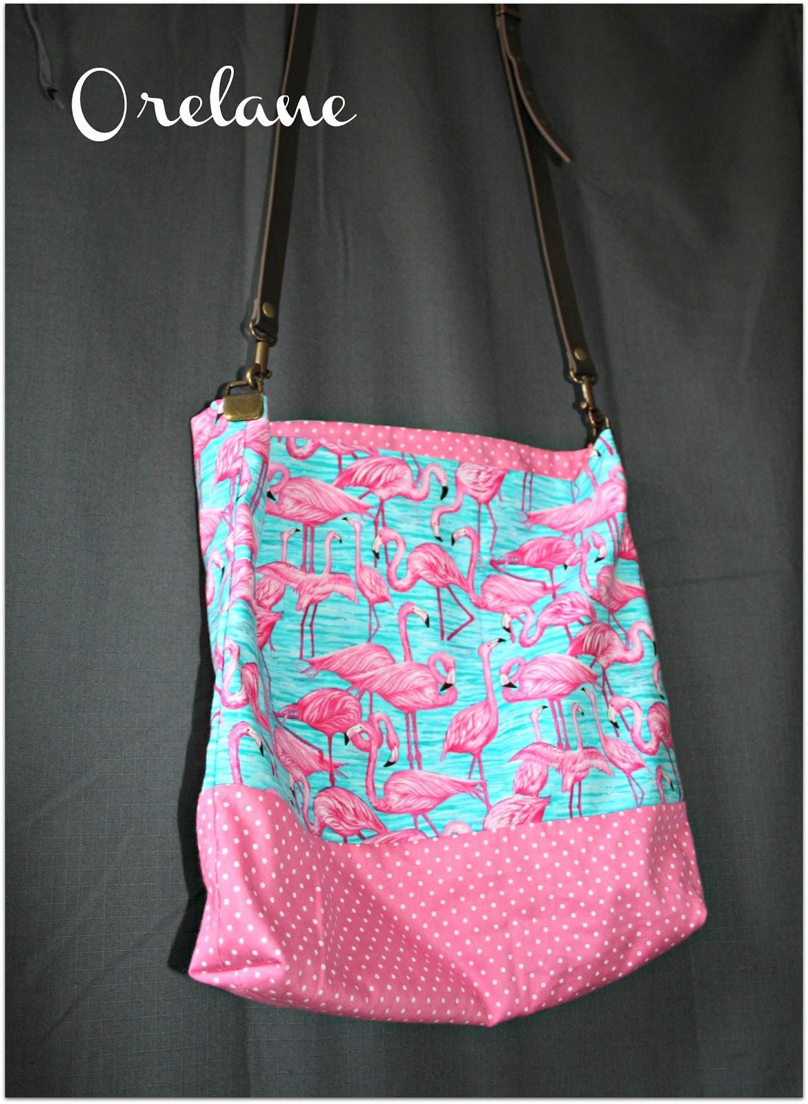 Fabulous Orelane: Mon tuto de sac facile pour débutante ou nulle en couture  TA84