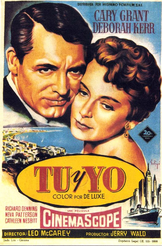 Tú y Yo (An Affair to Remember) (1957)