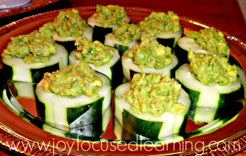 #food Tea Party Tuesday www.joyfocusedlearning.com