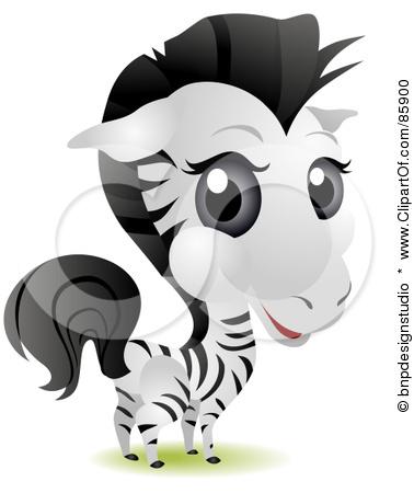 The Gallery For Gt Cartoon Baby Zebra