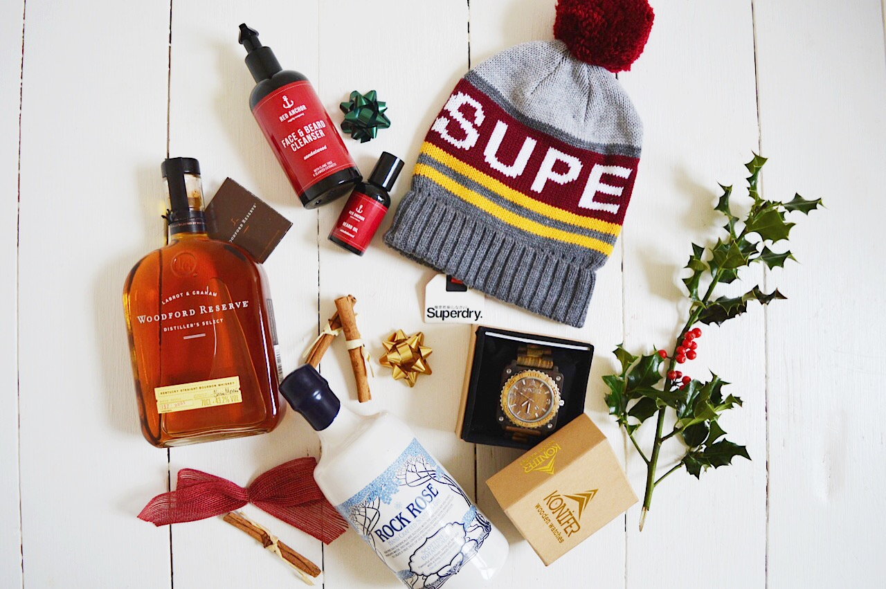 Christmas Gift Guide For Him, FashionFake, lifestyle bloggers
